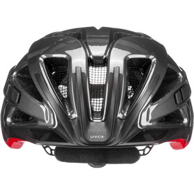 UVEX Active Helmet anthracite/red